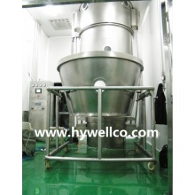 Pharmacy Fluidized Bed Granulator Dryer