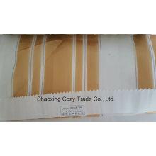 Nouveau tissu de rideau transparent Organza VoIP pour plan de projet populaire 008279