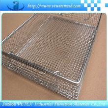 Mesh Basket Used for Storage