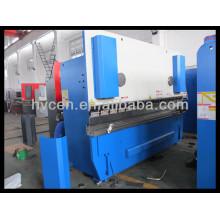 Máquina de dobra de chapa hidráulica CNC WC67K-63T / 3200