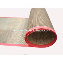 PTFE fibra de vidro tecido de malha aberta
