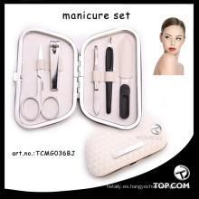 Kit de manicura acrílico pequeño kit de uñas arte kit de manicura