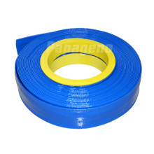 "3/4 ""-12"" Heavy Duty PVC Coloque las mangueras de descarga plana"
