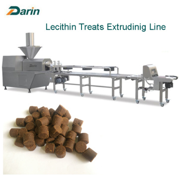 Pelatihan Dog Treats Extruding Line