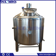 KUNBO Used Stainless Steel Beer Brewing Equipment Brewery Equip Barrel