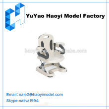 Importación de silla de plástico de China silla plegable de plástico prototipos molde de fabricación de fábrica