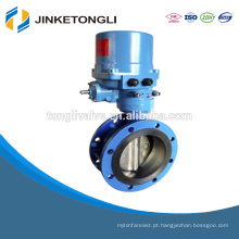 Hot Selling Ductile Iron Butterfly Valve With Pneumatic ActuatorJKTL BT056L