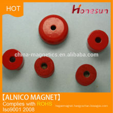 rare earth alnico pot magnet Alibaba china