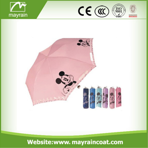 Color Change Fold Umbrella