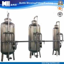 Kundenspezifisches Mineralwasser-Aufbereitungssystem mit guter Leistung.