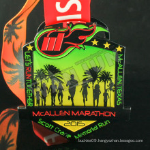 Hot Selling Craft Print On Medals Ribbon