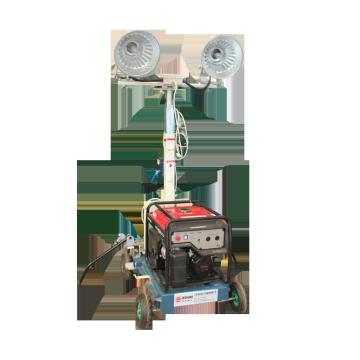 Honda Gasoline Genset Телескопическая мобильная светлая башня