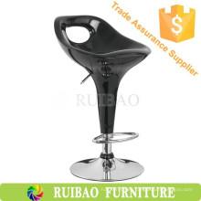 RBS-6007 Inicio Bar Muebles Silla ABS Taburete de plástico Taburete de barbero