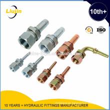 Ningbo Yinzhou Liujin stellt hydraulische Schlauchanschlüsse her