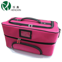 Professional Cosmetic Bag with Trays for Make up Specialist
