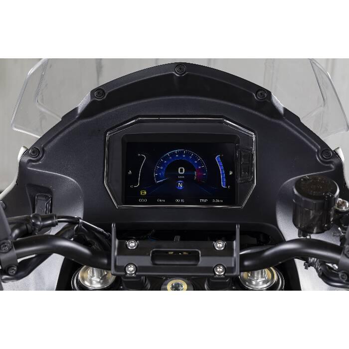Motor 750cc Displacement
