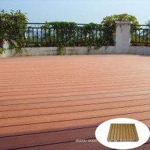 Wood Plastic Composite Decking for Villa Graden