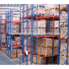 heavy duty warehouse factory storage double-deep pallet racks