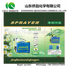 20L Knapsack Manul Sprayer for Agriculture
