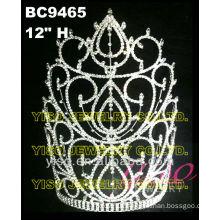 hot selling classic tiara girls