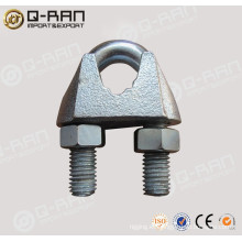 Clip de cuerda de alambre maleable DIN 741 galv aparejo hardwear