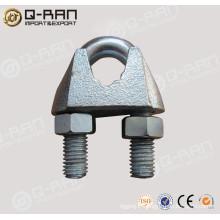 DIN 741 galv malléable câble clip gréement hardwear