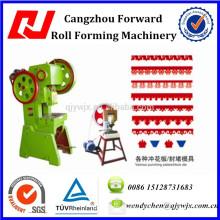 Machine de presse de poinçonnage de trou d'acier