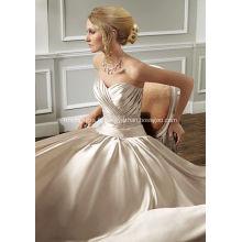 Robes de mariage de tempérament de mode