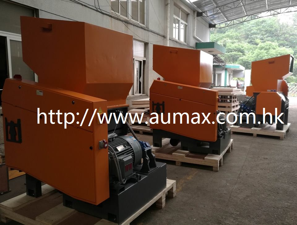 Plastic Films Bottles Granulator