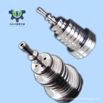 Aço inoxidável de alta precisão cnc part