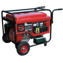 650W ~ 1000W Kleiner tragbarer Benzingenerator für Lager