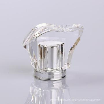 Marktorientierte Hersteller Acryl PP Parfüm Flasche Cap