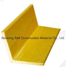 Fibra de vidrio de igual ángulo, GRP, FRP perfiles pultruidos, ángulos de fibra de vidrio.