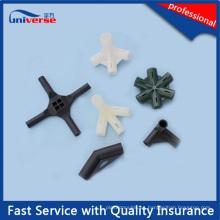 El OEM ABS / PP personalizó la pieza plástica de las piezas de la tienda de plástico de la inyección