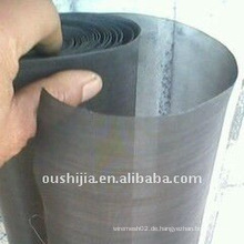 Heißes verkauftes schwarzes Eisendrahtgewebe (direkt ab Werk)