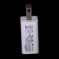 USB cell phone charger 5V1A for US with UL FCC VI Rohs