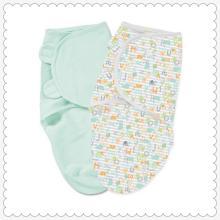 Sommer-Infant 2 Stück verstellbare Infant Wrap, Alphabet Suppe, groß