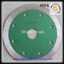 Diamond Tile Saw Blade for Marble Concrete Porcelain