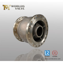 Aluminium Bronze Lifting Nozzle Check Valve