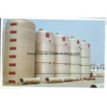 Réservoir en fibre de verre / fibre de verre sans fuite