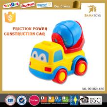 Novo brinquedo de caminhão fabricantes de desenhos animados plástico misturador de cimento de brinquedo