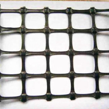 Polypropylene Geogrid Reinforcement Biaxial Stretch Plastic Geogrid For Road Protection
