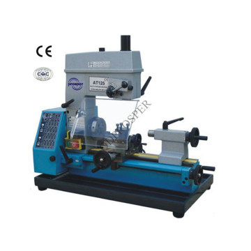 CE Multifunctional Drilling Milling Lathe (AT125)