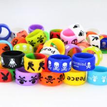 Декоративные и защиты красочные Vape Band кольцо для оптовых
