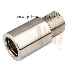Резьба CNC нержавеющей стали Повернутые части (MQ1045)