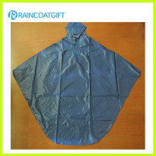 Waterproof Nylon PVC Bicycle Rain Poncho Rvc-173