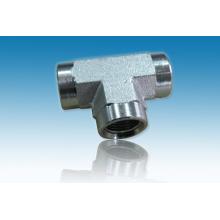 BSPT Female Tee Hydraulic Adapter