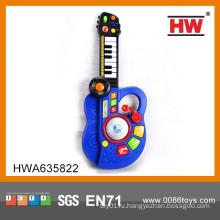 Интеллект Дети образования Музыкальные игрушки Электрические игрушки гитары