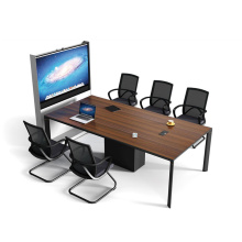 DIOUS furniture modern melamine design office small reception desks meeting table for 6 people