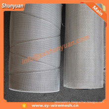 0.6mm 14 mesh stainless steel security window screen